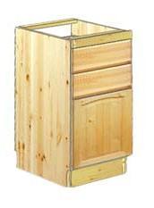Тумба кухонная 40 с 2-мя ящиками