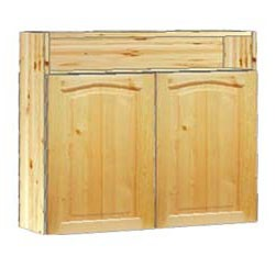 Шкаф кухонный навесной 80 с полкой вверху