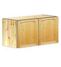 Антресоль для навесного шкафа шириной 60 см.
