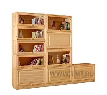 Мебель для библиотеки, комплект 6