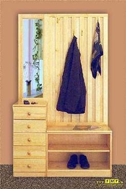 Комплект мебели для прихожей №7