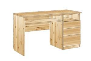 Письменный стол из массива дерева №14