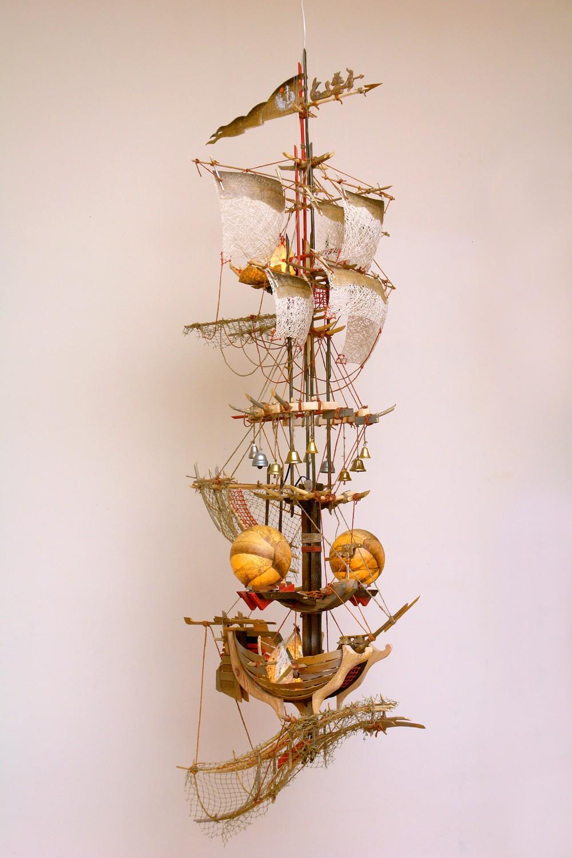 Большой Водлозерский корабль