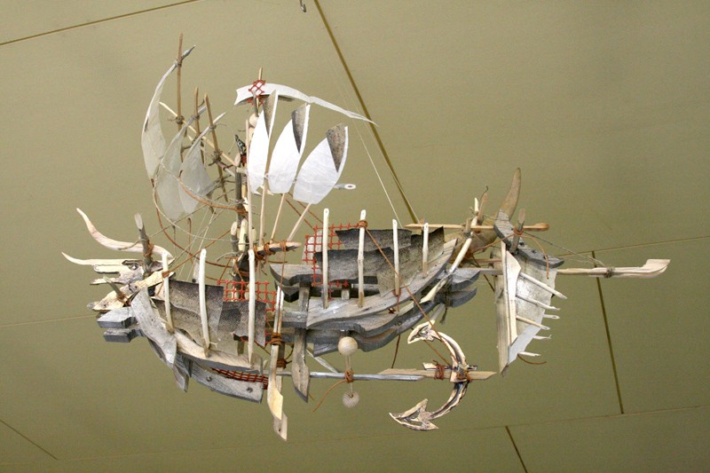 Летучий корабль Оланга