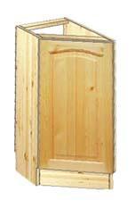 Тумба кухонная (шкаф-стол) усеченная 30