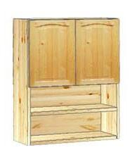 Шкаф кухонный навесной 60 с нишей внизу