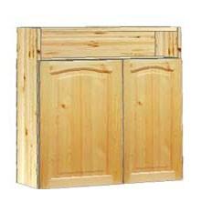 Шкаф кухонный навесной 70 с полкой вверху