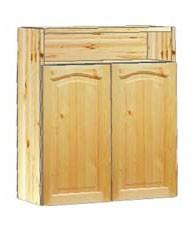 Шкаф кухонный навесной 60 с полкой вверху