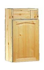Шкаф кухонный навесной 40 с полкой вверху