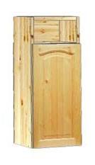 Шкаф кухонный навесной 30 с полкой вверху