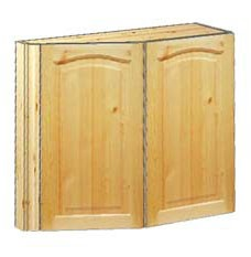 Шкаф кухонный  навесной усеченный 80