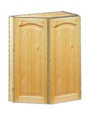 Шкаф кухонный навесной усеченный 52