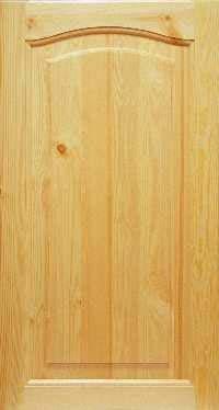 Дверки для кухонной мебели из сосны