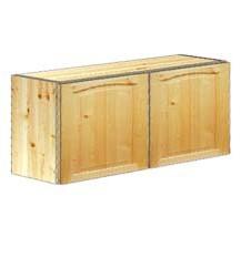Антресоль  навесного шкафа шириной 80 см.