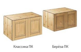 Антресоль платяного шкафа, сосна или береза