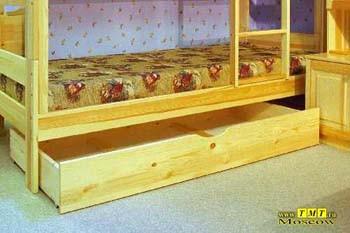 Ящик под кровать № 1