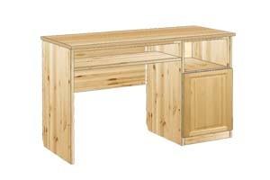 Письменный стол из массива дерева №18