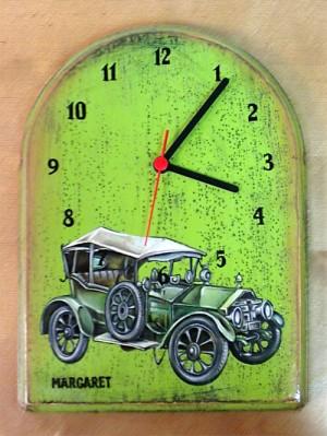 """Часы  """"Авто-Margaret"""""""